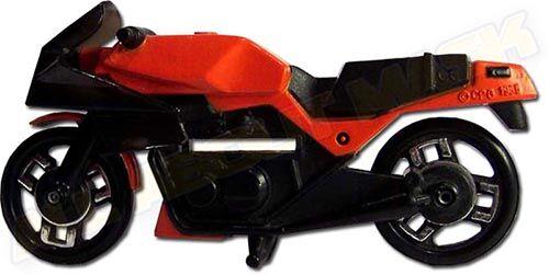 Kenner M.A.S.K. Firecracker Dirt Bike
