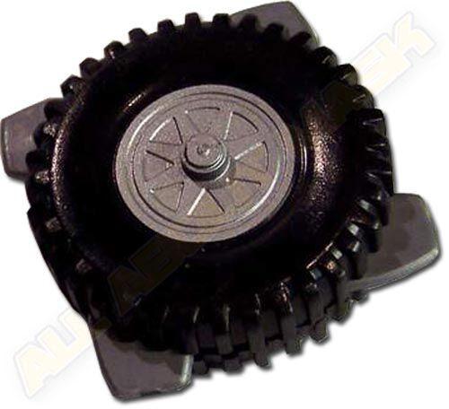 Kenner M.A.S.K. Firecracker Boomerang Tire with Blades