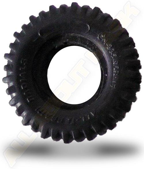 Kenner M.A.S.K. Firecracker Tires