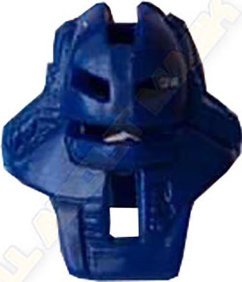 Kenner M.A.S.K. Jackhammer Torch Mask PlayFul Argentina dark blue