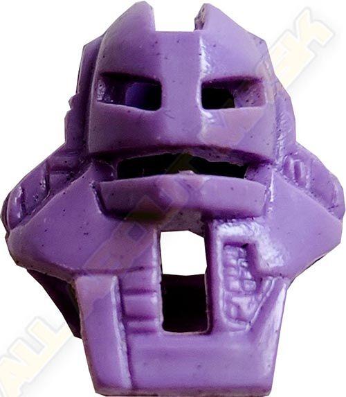 Kenner M.A.S.K. Jackhammer Torch Mask PlayFul Argentina purple. Very rare