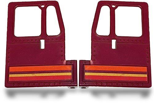 Kenner M.A.S.K. Rhino Doors