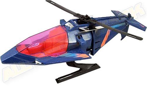 Kenner M.A.S.K. Switchblade Lighter blue