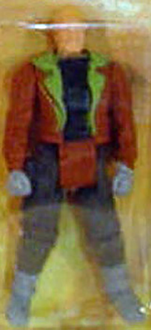 Kenner M.A.S.K. Thunderhawk PlayFul argentine, licensed product. Body from Ace Riker in brown/green