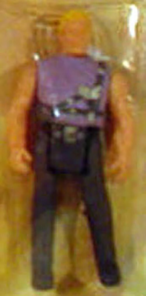 Kenner M.A.S.K. Thunderhawk PlayFul argentine, licensed product. Body from Cliff Dagger in purple