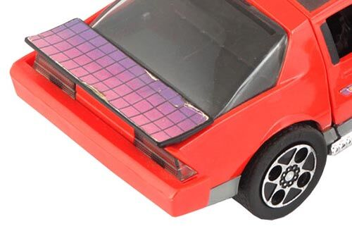 Kenner M.A.S.K. Thunderhawk Clear tail lights