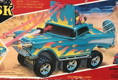 Kenner M.A.S.K. Hurricane differences boxes 1