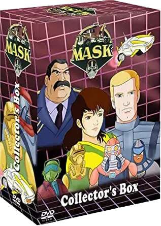 M.A.S.K. [12 DVDs] [Collector's Edition]