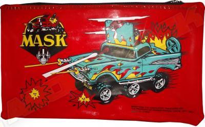 M.A.S.K. MASK Pencil Case