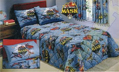M.A.S.K. 01 M.A.S.K. room