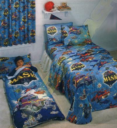 M.A.S.K. 02 M.A.S.K. room
