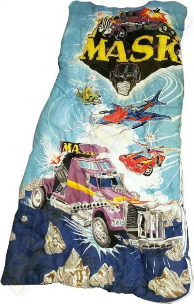 M.A.S.K. MASK Sleeping bag