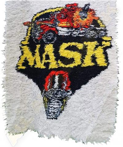 M.A.S.K. MASK Carpet