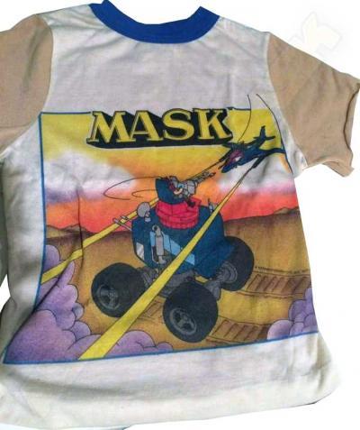 M.A.S.K. MASK Pyjama Volcano