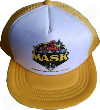 M.A.S.K. MASK Basecap Logo