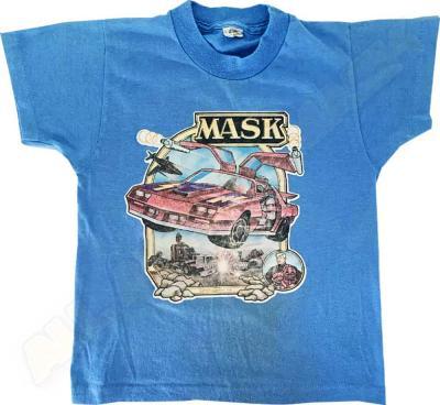 M.A.S.K. MASK T-SHIRT Underwear Thunderhawk