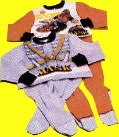 M.A.S.K. MASK Pyjamas
