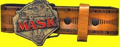 M.A.S.K. MASK Belt