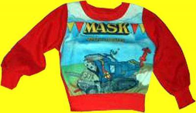 M.A.S.K. MASK Pullover Bulldog