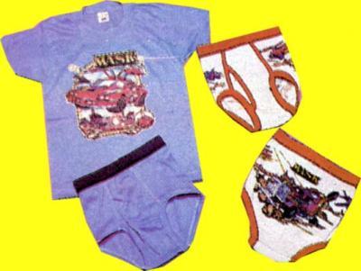 M.A.S.K. MASK Underwear