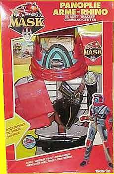 M.A.S.K. M.A.S.K. Matt Trakker Thunderhawk costume France