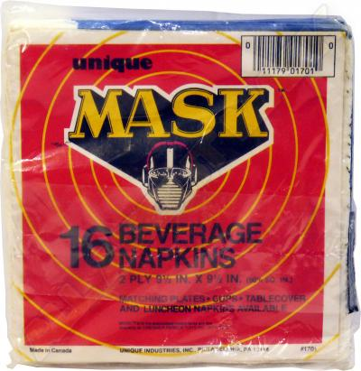 M.A.S.K. M.A.S.K. Napkins