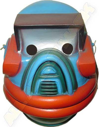 M.A.S.K. M.A.S.K. Spectrum mask