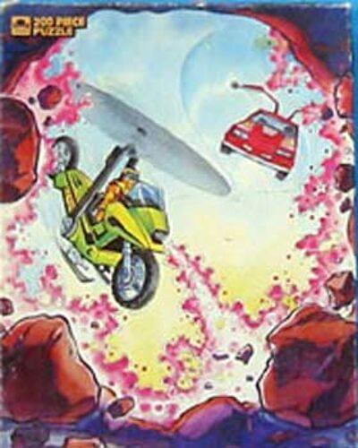 M.A.S.K. M.A.S.K. Puzzle Thunderhawk & Condor