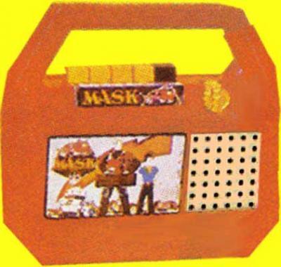 M.A.S.K. M.A.S.K. Cassette player