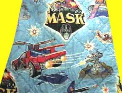 M.A.S.K. M.A.S.K. Sleeping bag