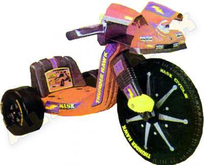 M.A.S.K. M.A.S.K. Thunderhawk Trike