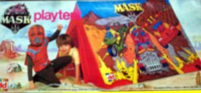 M.A.S.K. M.A.S.K. Tent