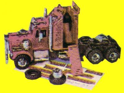 M.A.S.K. M.A.S.K. Model kit Rhino