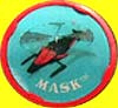 M.A.S.K. M.A.S.K. Ring Switchblade