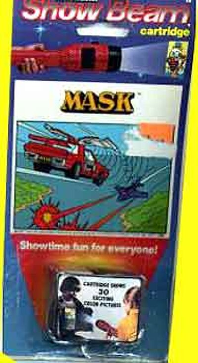 M.A.S.K. M.A.S.K. Show Beam cartridge