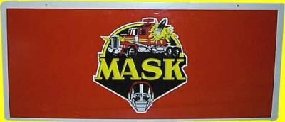 M.A.S.K. M.A.S.K. Toystore display