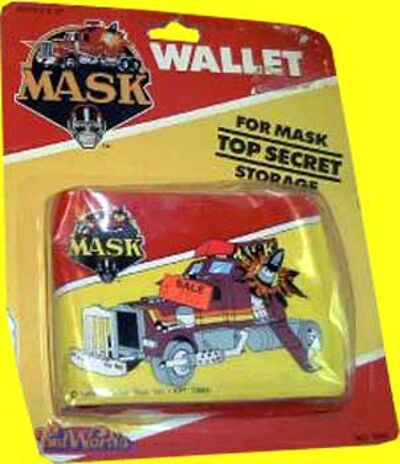 M.A.S.K. M.A.S.K. Wallet Rhino