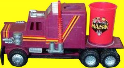 M.A.S.K. M.A.S.K. Toothbrush holder