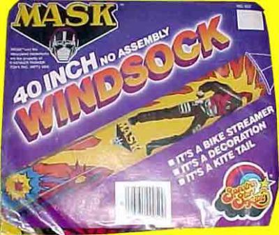 M.A.S.K. M.A.S.K. Windsock