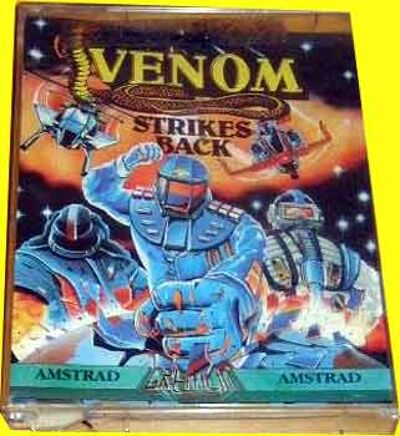 M.A.S.K. M.A.S.K. Computergame C64 #3 Venom strikes back