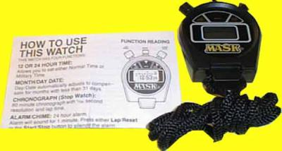 M.A.S.K. M.A.S.K. Stop watch