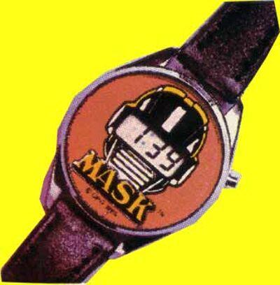 M.A.S.K. M.A.S.K. Watch