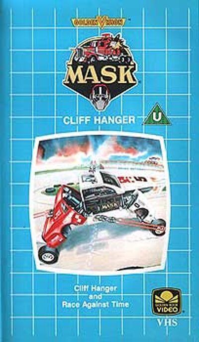 M.A.S.K. M.A.S.K. VHS Cliff hanger