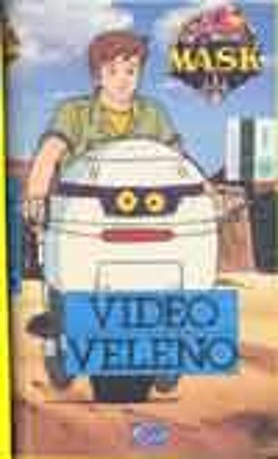 M.A.S.K. M.A.S.K. VHS Italy no.  Video veleno