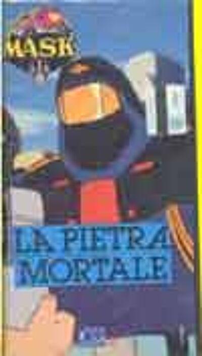 M.A.S.K. M.A.S.K. VHS Italy no.  La pietra mortale