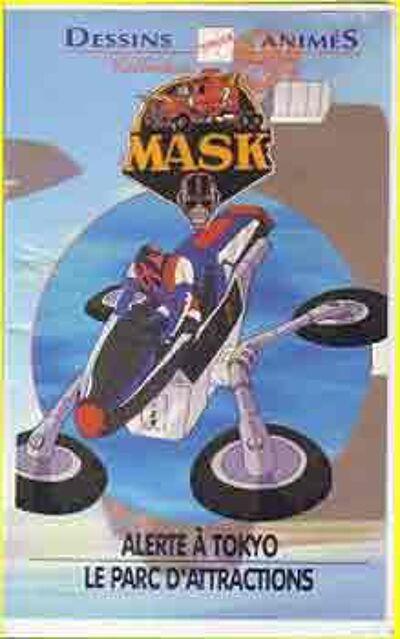 M.A.S.K. M.A.S.K. VHS France