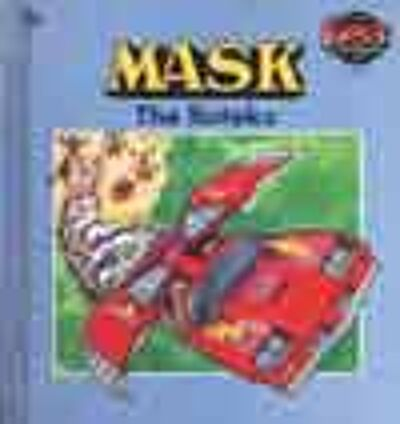 M.A.S.K. M.A.S.K. US Book The Roteks