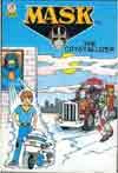 M.A.S.K. M.A.S.K. US Book The Crystellizer