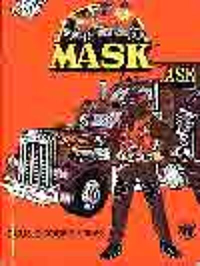 M.A.S.K. M.A.S.K. US Book DOUBLE DOUBLE CROSS