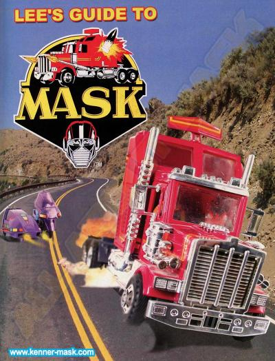 M.A.S.K. Lee´s guide to M.A.S.K